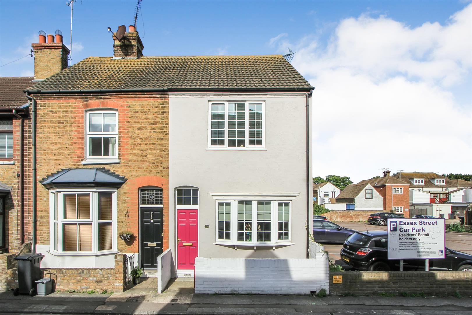 3 Bedrooms Terraced House for sale in Essex Street, Whitstable